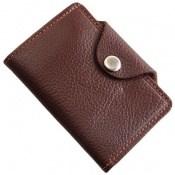 کیف چرم طبیعی مخصوص کلید