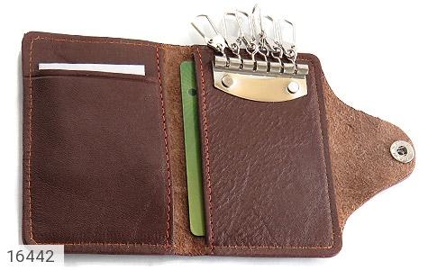 کیف چرم طبیعی مخصوص کلید - عکس 5