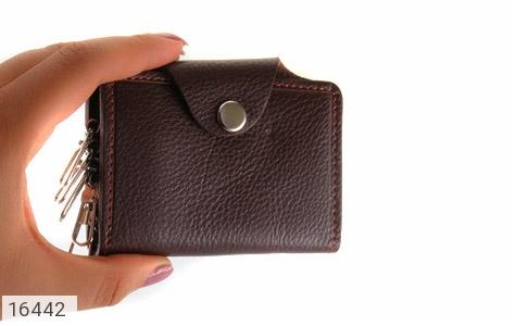کیف چرم طبیعی مخصوص کلید - عکس 7