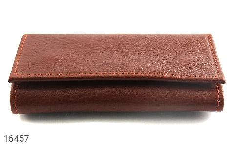 کیف چرم طبیعی مخصوص کلید - تصویر 2
