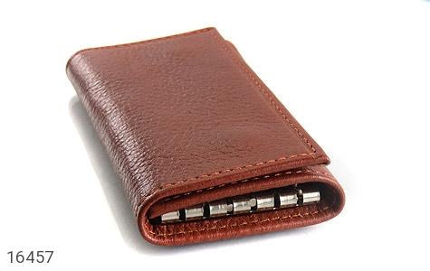 کیف چرم طبیعی مخصوص کلید - عکس 3