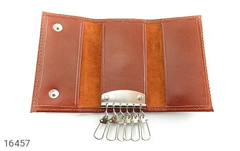 کیف چرم طبیعی مخصوص کلید - عکس 9