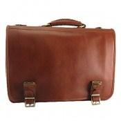 کیف چرم طبیعی سوپر طرح دیپلمات
