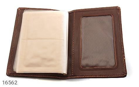 کیف چرم طبیعی مخصوص مدارک - عکس 3