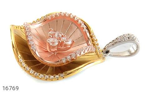 مدال نقره درشت طرح ملکه زنانه - تصویر 2
