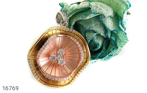 مدال نقره درشت طرح ملکه زنانه - تصویر 4