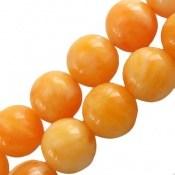 تسبیح کهربا پودری 33 دانه خوش رنگ