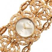 ساعت اسپریت Esprit مجلسی طلائی بندطرحدار زنانه