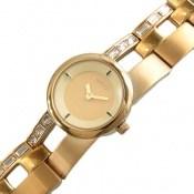 ساعت گوچی Gucci طلائی کلاسیک زنانه