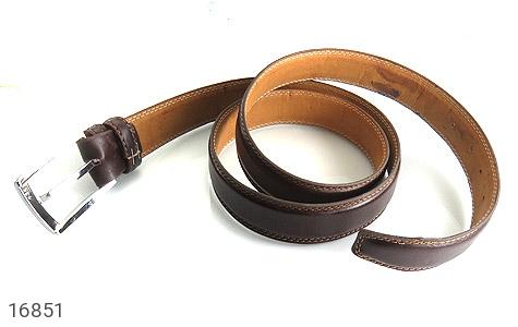 ست چرم طبیعی سه تکه مردانه - تصویر 8
