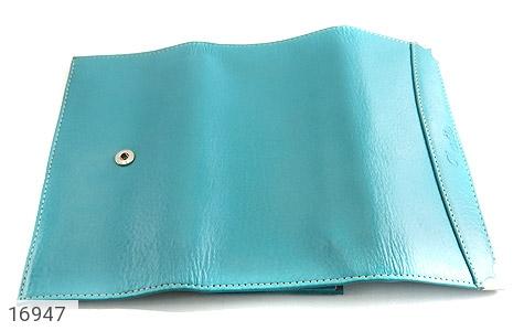 کیف چرم طبیعی به همراه خودکار زنانه - عکس 3