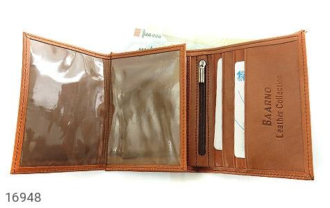 کیف چرم طبیعی مرغوب مردانه - تصویر 4