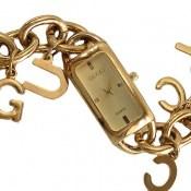 ساعت گوچی Gucci بند زنجیری زنانه