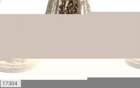 تندیس برنج فریم دست ساز - عکس 11