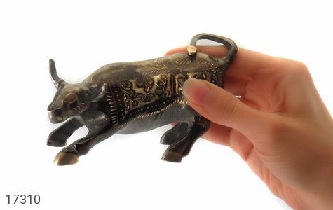 تندیس برنج فریم دست ساز - تصویر 12