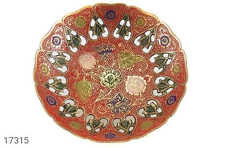 تندیس برنج فریم دست ساز - عکس 1