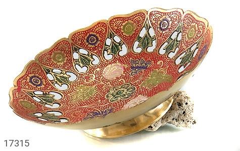 تندیس برنج فریم دست ساز - عکس 3