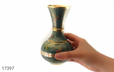 تندیس برنج فریم دست ساز - عکس 7