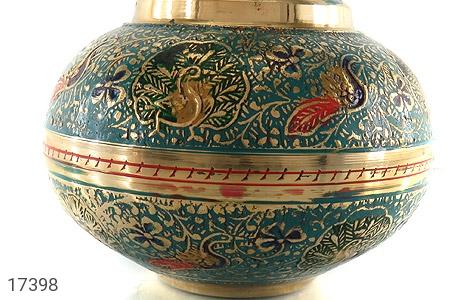 تندیس برنج فریم دست ساز - عکس 5