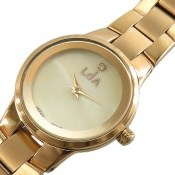 ساعت لوجی دیانا Luigi Danna کلاسیک طلائی زنانه