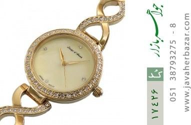 ساعت لوجی دیانا Luigi Danna اسپرت طلائی دورنگین زنانه - کد 17426