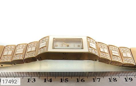 تصویر ساعت دریم Dream طلائی پرنگین مجلسی زنانه - شماره 5