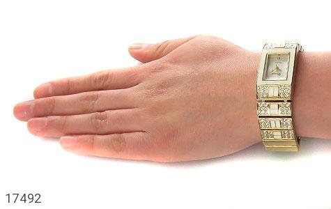 تصویر ساعت دریم Dream طلائی پرنگین مجلسی زنانه - شماره 6