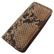 کیف چرم طبیعی ضربه گیر موبایل پلنگی زنانه