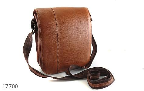 کیف چرم طبیعی دوشی بزرگ و شیک - تصویر 2