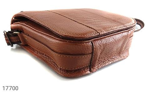 کیف چرم طبیعی دوشی بزرگ و شیک - تصویر 4