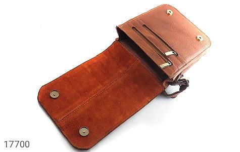 کیف چرم طبیعی دوشی بزرگ و شیک - عکس 5