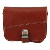 کیف چرم طبیعی کمری یا دوشی اسپرت