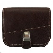 کیف چرم طبیعی دوشی یا کمری اسپرت