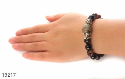 دستبند عقیق جزع زنانه - تصویر 6
