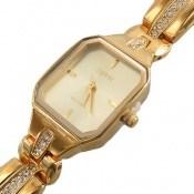 ساعت اسپریت Esprit طلائی مجلسی زنانه