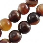 تسبیح عقیق 33 دانه درشت ماداگاسکار