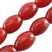 تسبیح عقیق قرمز 33 دانه هلی درشت