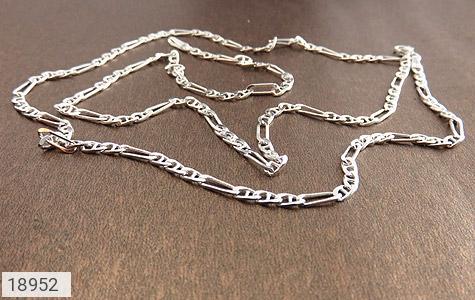 زنجیر نقره 65 سانتی اسپرت - تصویر 2
