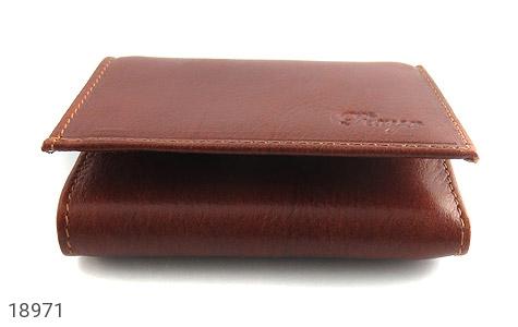 کیف چرم طبیعی قوه ای روشن طرح جیبی - عکس 3