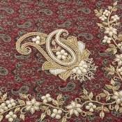 ترمه رومیزی بزرگ طرح سنتی