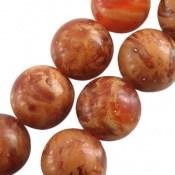 تسبیح سندلوس معطر لبنانی 33 دانه خوش رنگ