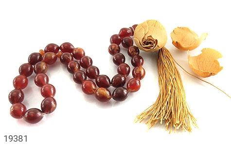 تسبیح سندلوس معطر 33 دانه زیبا - عکس 3