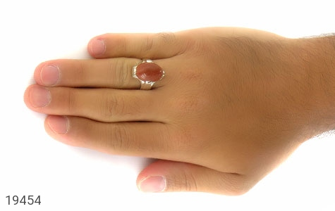 انگشتر دلربا طرح چهارچنگ مردانه - عکس 7