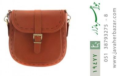کیف چرم دست ساز - کد 19477