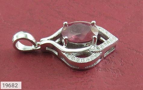 مدال یاقوت سرخ طرح ثنا زنانه - تصویر 2