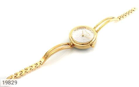 ساعت رمانسون Romanson طلائی مجلسی زنانه - تصویر 2