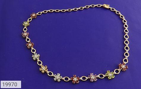 سینه ریز چندنگین الماس دار مانی طرح اشرافی بی نظیر زنانه - عکس 1