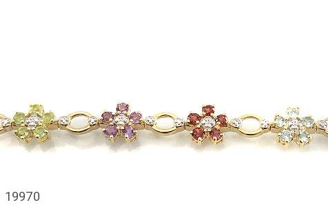 سینه ریز چندنگین الماس دار مانی طرح اشرافی بی نظیر زنانه - عکس 3