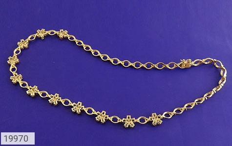 سینه ریز چندنگین الماس دار مانی طرح اشرافی بی نظیر زنانه - تصویر 4