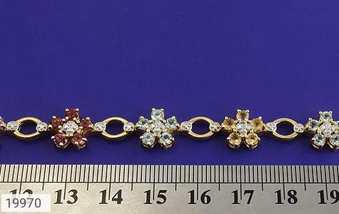 سینه ریز چندنگین الماس دار مانی طرح اشرافی بی نظیر زنانه - تصویر 6